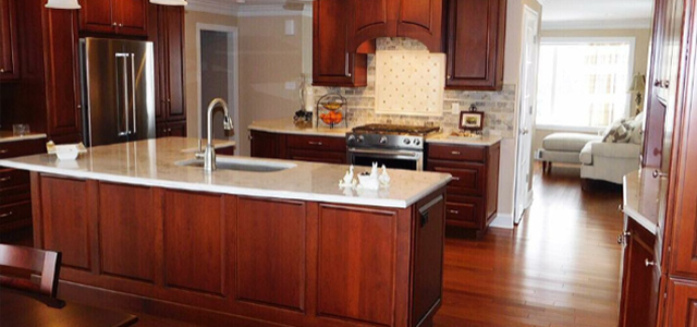 Picture of kitchen remodeling in Springfield, PA 19064